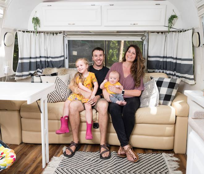 Since 2015, Marissa, a Jackson County native, Tennessee Tech basketball player and a '08 nursing graduate, and Nathan, a Putnam County native and '03 MIS graduate, have been traveling the country in an RV.